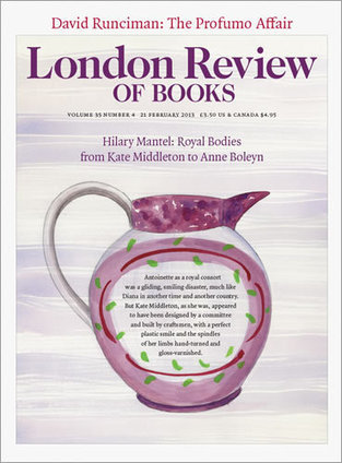 LRB · David Runciman · Take a bullet for the team: The Profumo Affair | Intervalles | Scoop.it