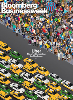 Invasion of the Taxi Snatchers: Uber Leads an Industry's Disruption   Travel and Technology   Scoop.it