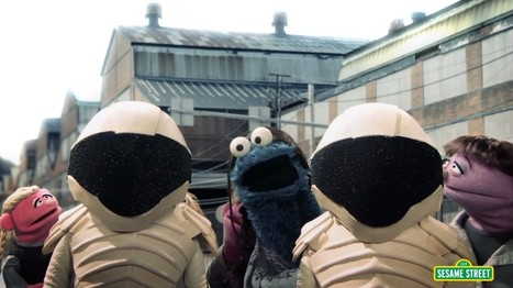 Sesame Street Spoofs The Hunger Games | Smart Media | Scoop.it