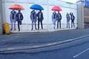 Des parapluies pour colorer la ville | Paris, sous toutes les coutures | Scoop.it