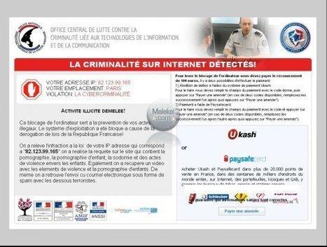 Attention : arnaque en ligne ! | Security Informatique | Scoop.it
