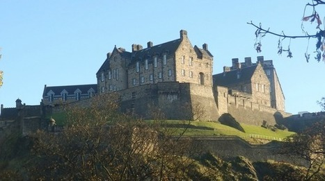 Edinburgh Castle top attraction as tourist numbers surge | My Scotland | Scoop.it
