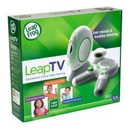 Review Of The LeapFrog LeapTV Educational Active Video Game System | My Stages | Scoop.it