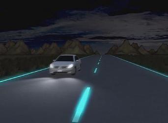L'autoroute qui s'auto-éclaire | Le futur de l'éclairage public | Scoop.it