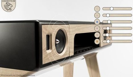 Concentr: una página para generar sonidos de concentración   Music & relax   Scoop.it