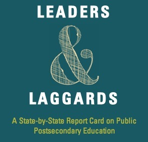 Leaders & Laggards: A State-by-State Report Card on Public Postsecondary Education | CI WASC Sustainability Committee | Scoop.it