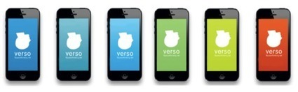 Why I Love Verso: Part 1 | Flip Your Thinking Blog | Scoop.it