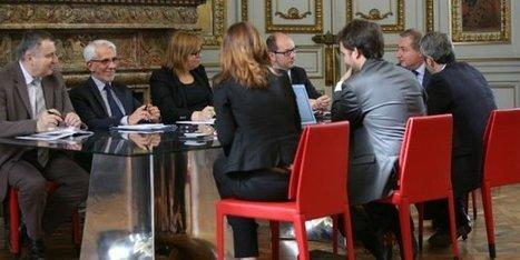 À Toulouse Jean-Luc Moudenc réorganise ses équipes, qui fait quoi au sein du cabinet | La lettre de Toulouse | Scoop.it