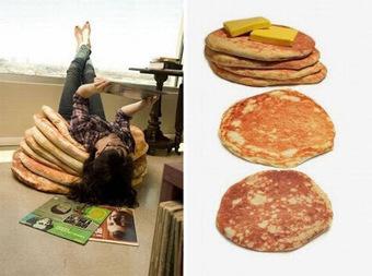 Des pancakes très moellux | Trollface , meme et humour 2.0 | Scoop.it
