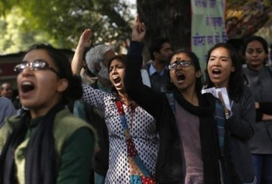 """What stopped India's """"anti-rape"""" law from being a landmark? - TrustLaw   Feminism & Everything   Scoop.it"""