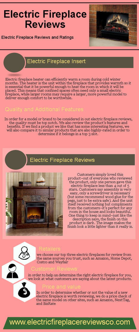 Electric Fireplaces | ElectricFireplaces | Scoop.it