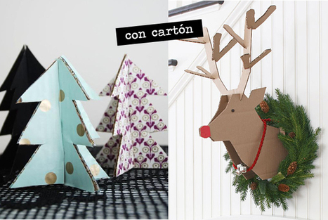Decoración de Navidad | DIY | Scoop.it