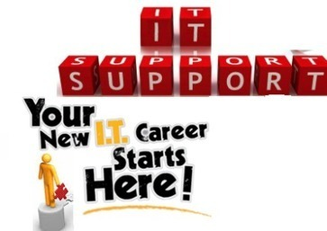 Your new IT career Starts Here ..With IT Support | IT support Services | Scoop.it