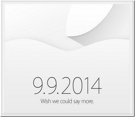 The Gadget Code: Its Official: Apple to hold the iPhone 6 event on Sept 9th | Technology | Scoop.it