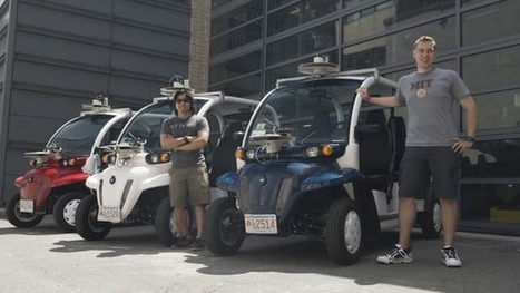 LiDAR to shed light on pedestrian footfall | Gizmag | Cultibotics | Scoop.it