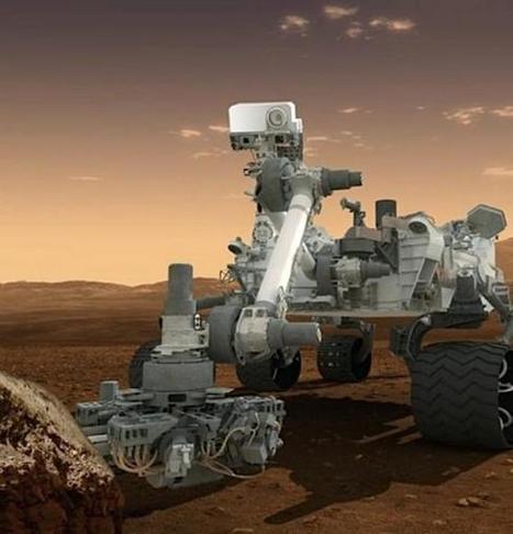 Le rover Curiosity a déjà avalé une année martienne - La Dépêche | Actualité des laboratoires du CNRS en Midi-Pyrénées | Scoop.it