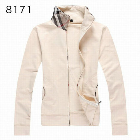 Burberry Long Sleeve Fleece Coats Sports Hoody For Girl Apricot | Burberry Shirts mens and  womens | Scoop.it