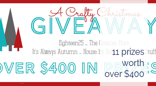 another amazing giveaway worth over 400! | S. D...