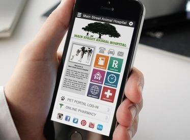 Veterinary App Custom Apps for Veterinarians & the Veterinary Industry  ☎ Call Us at 1-877-282-4840 | Elearning Vet | Scoop.it