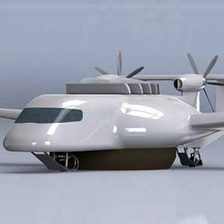 Hybrid aircraft is mix of everything that flies @ sustentadigital | Sustain Our Earth | Scoop.it