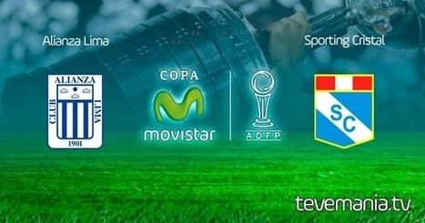 Alianza Lima vs Sporting Cristal en Vivo por CMD - Torneo Apertura | Television en Vivo - Futbol en Vivo - TV por Internet | Scoop.it