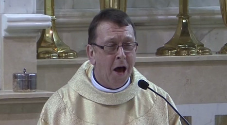 See This Priest's Amazing Surprise That Stunned a Wedding and Left the Bride in Tears (VIDEO) | Engagement Rings | Scoop.it