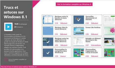 forum.ordi-senior.fr • Consulter le sujet - Trucs et astuces sur Windows 8.1. | Seniors | Scoop.it