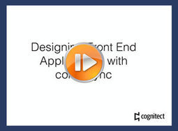 Webinar Archive – Designing Front End Applications with Core.async | Web Apps | Scoop.it