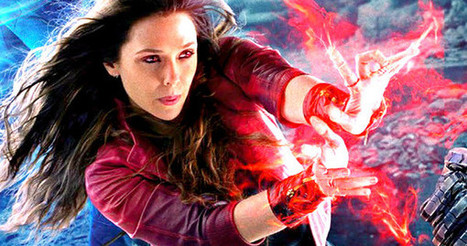 The Top 6 Costume Inspired Jackets of Female Superheroes | Hollywood Update News | Scoop.it