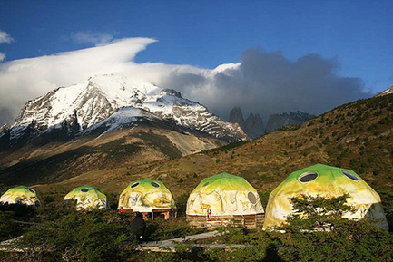 Cool Tents for Chic Camping Vacations | VIM | Scoop.it