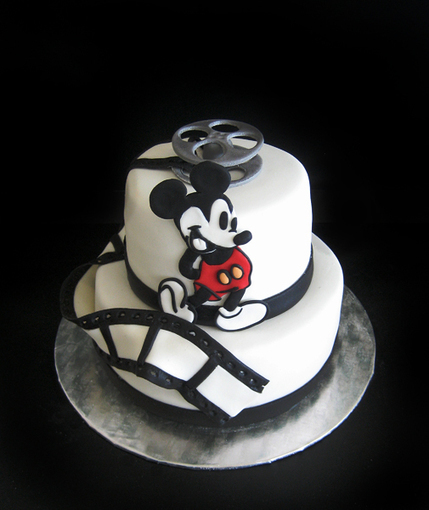 Mickey Mouse Cake | Just Chocolate!!! | Scoop.it