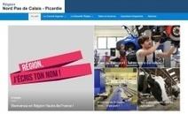Le nouveau site web de la Région Hauts-de-France - Conseil régional Nord Pas de Calais - Picardie | CD2E | Scoop.it
