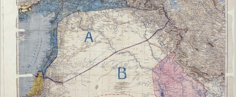 The French and British Redrew the Middle East After World War I | AP Geography! | Scoop.it