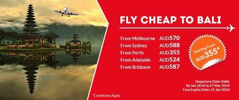 Fly cheap to Bali   Fly from Australia   Scoop.it