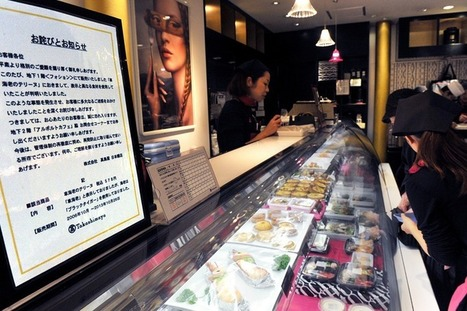 Japanese restaurants, department stores admit selling falsely labeled food - The Japan Daily Press | All You Need to Know on Japanese Cuisine | Scoop.it