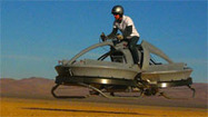 Star Wars anyone? - 'Hover bike' prototype thrills sci-fi fans: Would you buy one? - Your Community   Science, I choose you!   Scoop.it