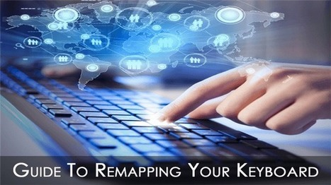 Offtopic: The Definitive Guide to Remap Your Keyboard and 7 Useful Key Remap Ideas | Applied linguistics and knowledge engineering | Scoop.it