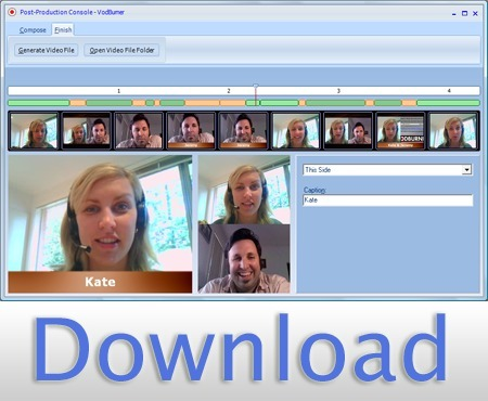 #Vodburner Record Skype Video Calls and Edit for Free #edtech20 #elearning   Aprendizajes 2.0   Scoop.it