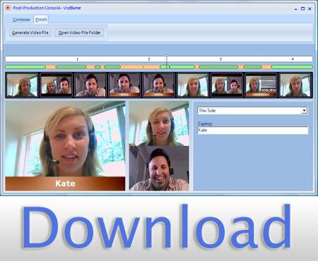 #Vodburner Record Skype Video Calls and Edit for Free #edtech20 #elearning | Aplicaciones y Herramientas . Software de Diseño | Scoop.it