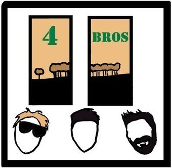 Listen to The Four Bros Podcast #1: Extrema Aguilera   comedy   Scoop.it