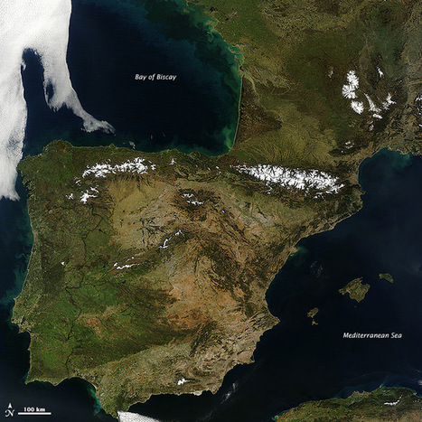 Clear Skies Over the Iberian Peninsula | ciberpocket | Scoop.it