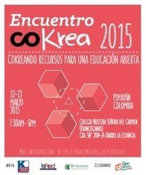 Fundación Karisma | Encuentro CoKrea 2015 | Cultura Libre | Scoop.it