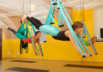 Try your exercises in the air for maximum benefit - VOXXI | Health and Fitness | Scoop.it