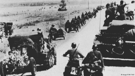German President Gauck remembers Soviet sacrifice on 75th anniversary of Nazi invasion | News | DW.COM | 22.06.2016 | World at War | Scoop.it