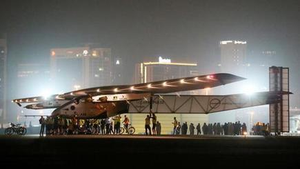 """Solar Impulse 2"" gelingt Weltumrundung 