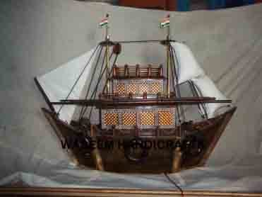 Wooden Ship | Wooden Home Decoration | Scoop.it