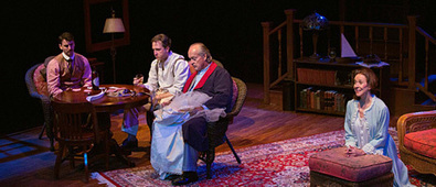 KCAT's Long Day's Journey Into Night hastens O'Neill's dusk | The Pitch | OffStage | Scoop.it
