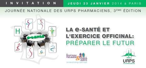 La e-santé et l'exercice officinal : préparer le futur | Future Patient | Scoop.it
