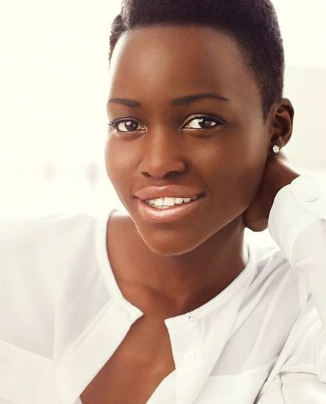 Lupita Nyong'o Becomes Lancôme's First Black Celebrity ... | Black People News | Scoop.it