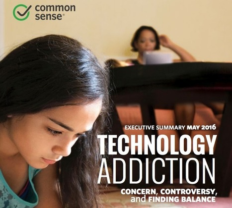 Technology Addiction, It's Not Just For Kids | Parent Awareness | Scoop.it